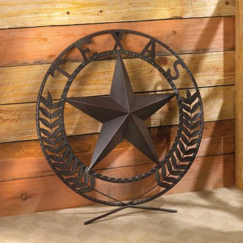 texas star wall plaque