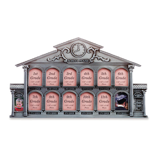 school house picture frame