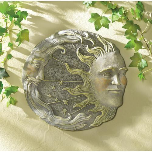 celestial wall plaque