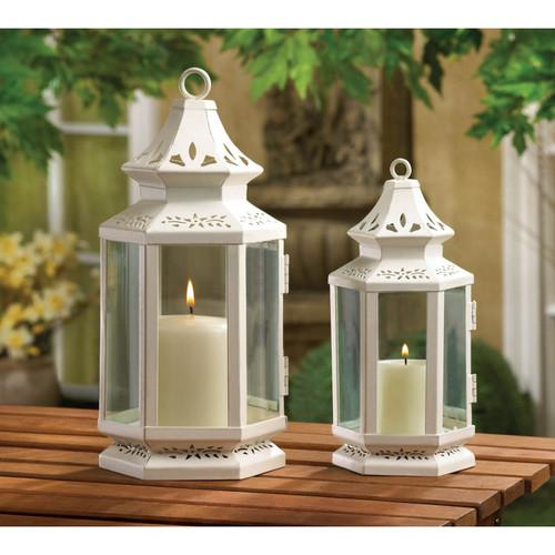 victorian candle lanterns