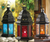 Stained Glass Moroccan Lanterns