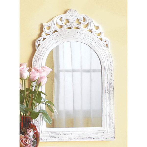 Arched Top Vintage Wall Mirror