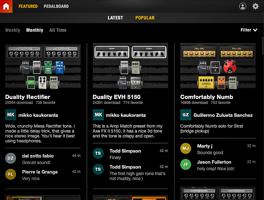 BIAS FX 2 - Guitar Effects Software - Positive Grid