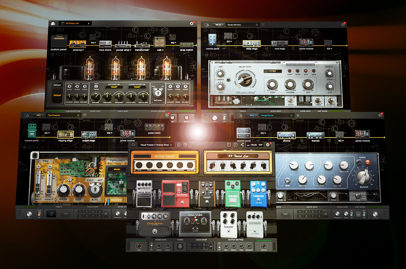 Get a FREE Plugin from Positive Grid