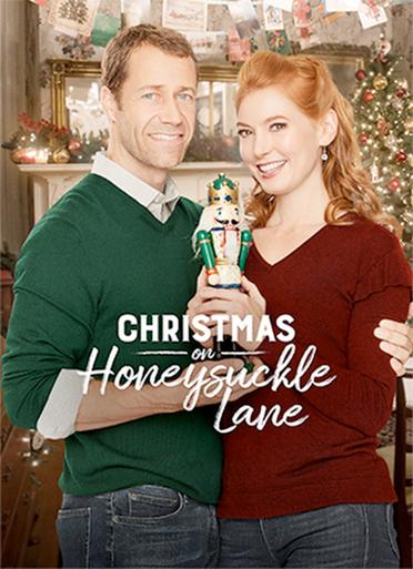 Christmas on Honeysuckle Lane (2018) DVD
