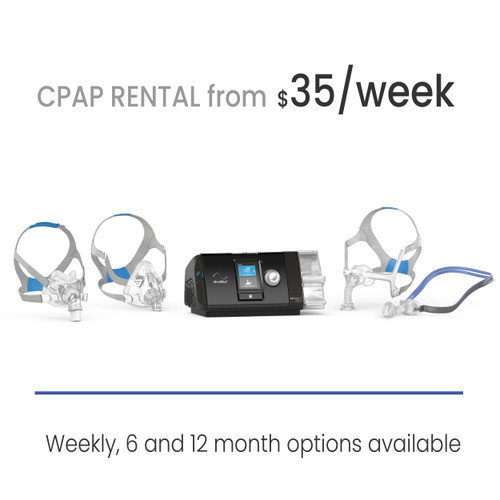 Rent A Cpap Machine Starting From 35 Per Week