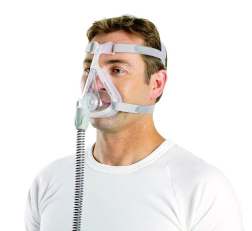 brand new cca27 88041 ... ResMed Quattro Air Full Face CPAP Mask ...