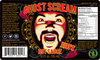 Ghost Scream Original Hot Sauce Label