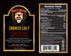 Ghost Scream Smoked Salt Label