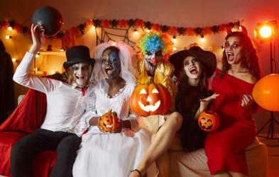 Spooktacular Ghost Scream Halloween Party Ideas