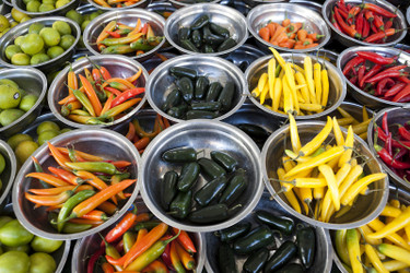 Top 10 Hottest Peppers on the Scoville Scale