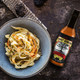 Ghost Scream Gourmet Truffle Hot Sauce Creamy Black Truffle Pasta