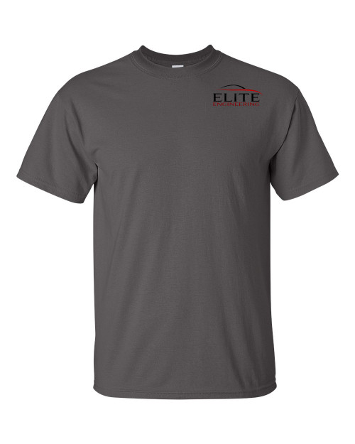 Elite Engineering T-Shirts in Gray