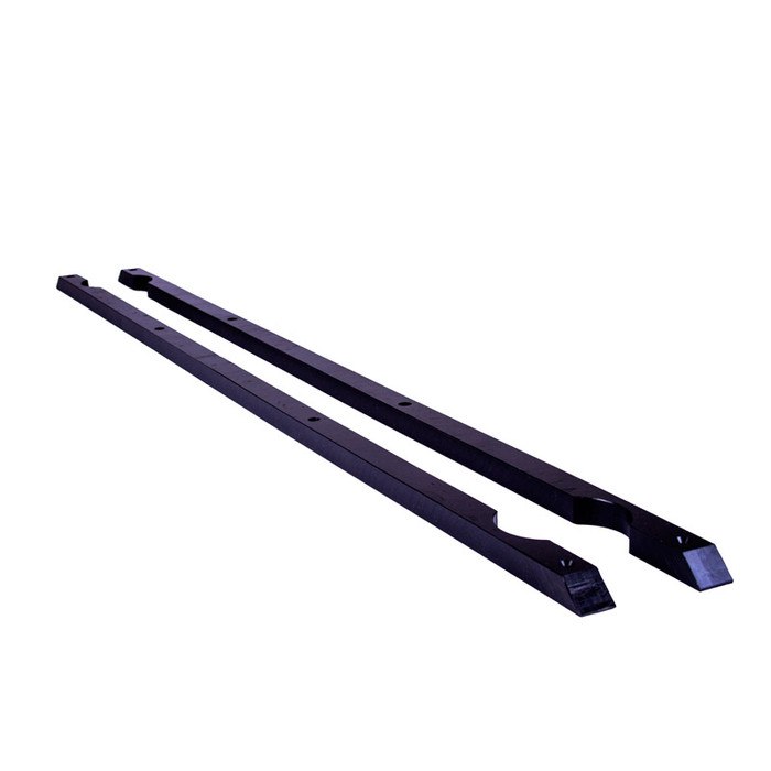 C5 / C6 UHMW Rocker Panel Rails and Mtg Screws