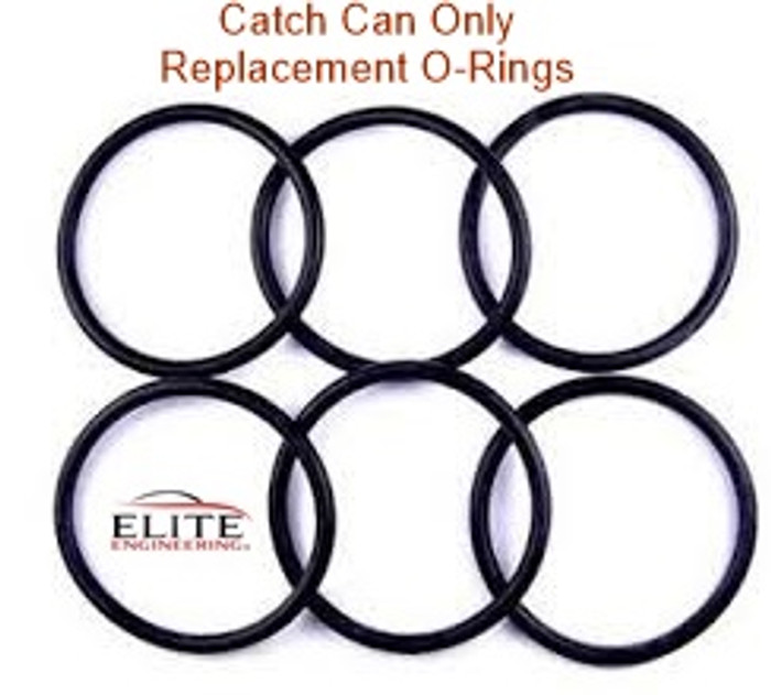 STD and E2 Spare Set of O-rings - ONLY
