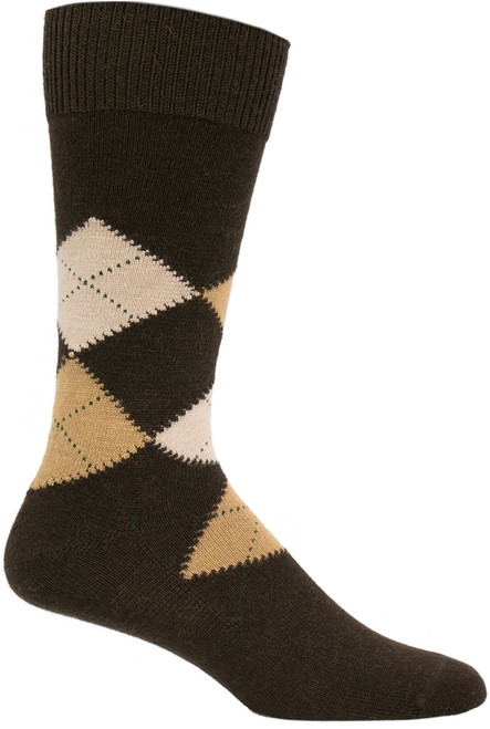 NEW!!! Baby Alpaca Blend Argyle Dress Socks by AndeanSun - US Stock