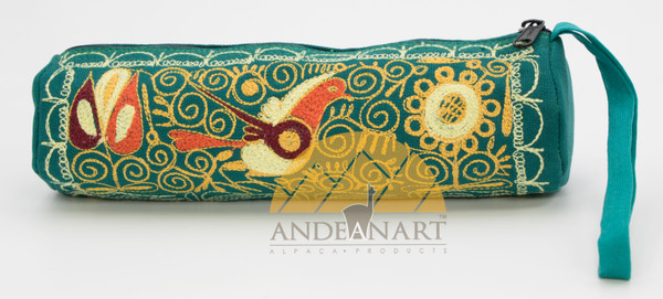 16201101 Embroidered Pencil Case Colca Canyon Style _2