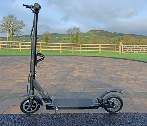 Whizza S11 Powerful and Light Lithium Scooter - Most Cost Efficient - 20km/ph 36v - 16km Range (CHIC-S11)