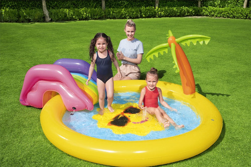 SUNNYLAND SPLASH PLAY POOL