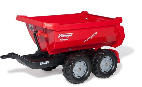 ROLLY - Krampe Halfpipe Twin Axel Tipping Trailer (S2612323)
