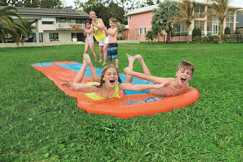 Bestway BW52328 H20GO Double Water Slip and Slide