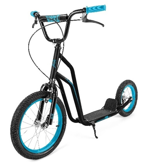 Xootz BMX Kids Scooter Blue