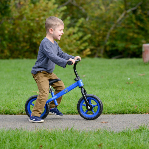 TY5877 - Xootz Balance Bike Blue - Funstuff.ie Ireland and UK