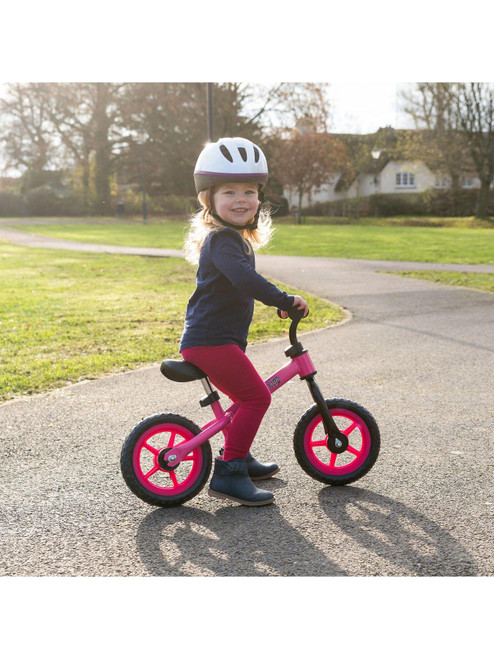 TY5876 - Xootz Balance Bike Pink - Funstuff.ie Ireland UK