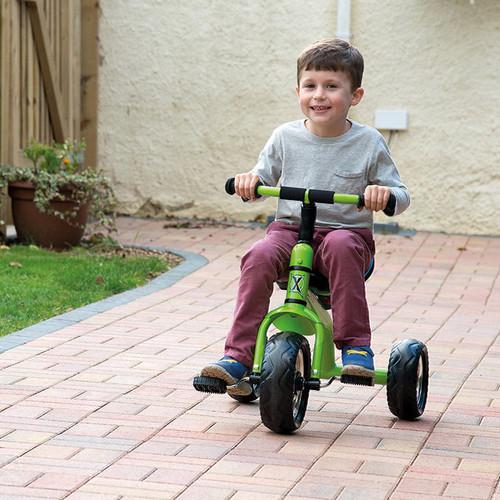 Xootz Trike Green Funstuff.ie