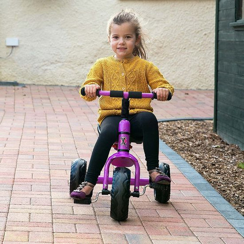 Xootz Trike Purple Funstuff.ie