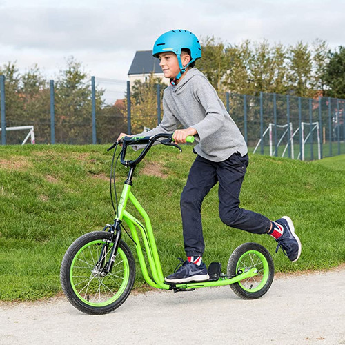 Xootz BMX Kids Scooter Green (TY5891)