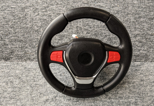 24v Ranch Wagon Steering Wheel