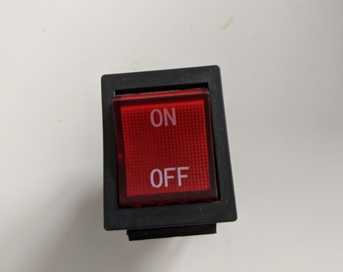 Four Pin On/Off Switch