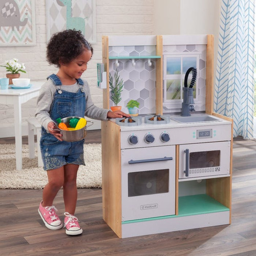 LET'S COOK PLAY KITCHEN (NATURAL)