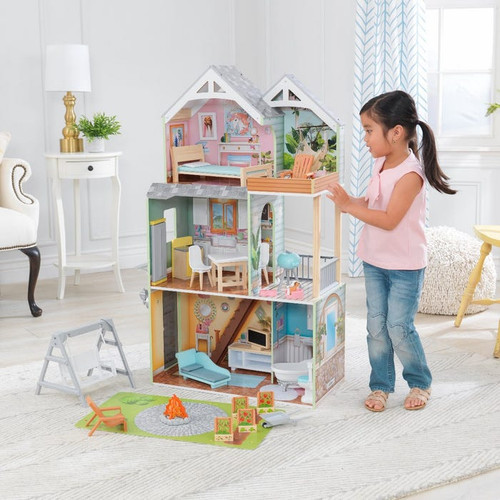 HALLIE DOLLHOUSE