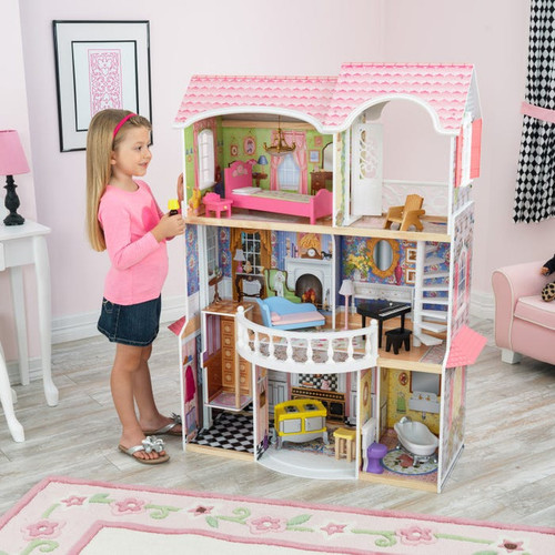 MAGNOLIA MANSION DOLLHOUSE - available at funstuff.ie home of electric ride on and go karts in Ireland