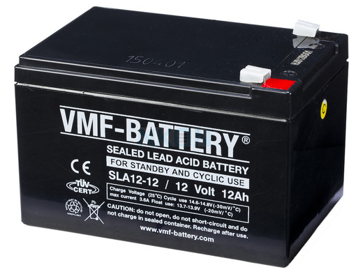 12V 12Ah Battery - lead acid battery