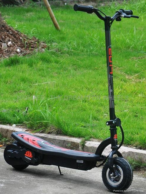 24v Volt 250W Black Electric E-Scooter