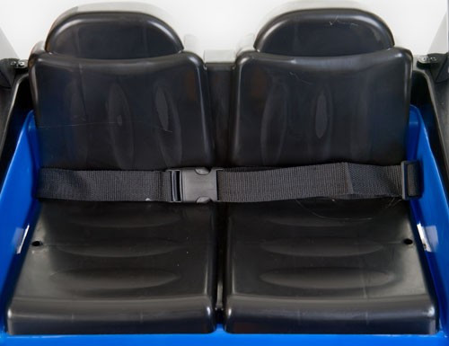 S618 Seat and Seatbelt