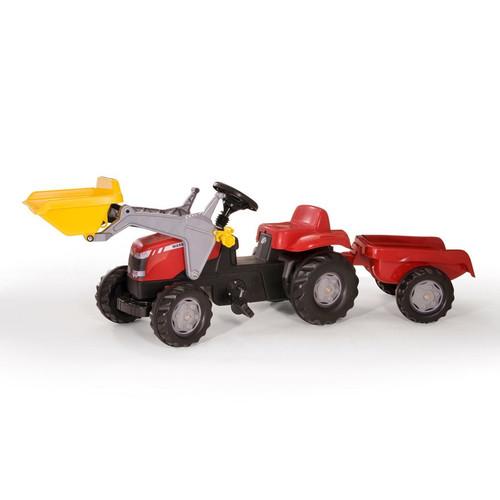 ROLLY - Kid Massey Ferguson Tractor / Loader / Trailer (S2602336)