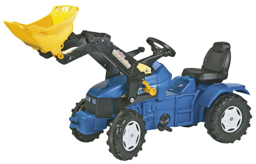 ROLLY - New Holland Tractor with Loader (S2604671)