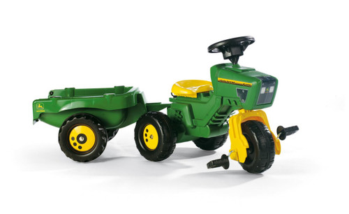 ROLLY - John Deere Trike / Tricycle & Trailer (Copy of S2604671)