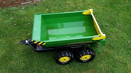 ROLLY - John Deere Halfpipe Twin Axel Tipping Trailer (S2612216)