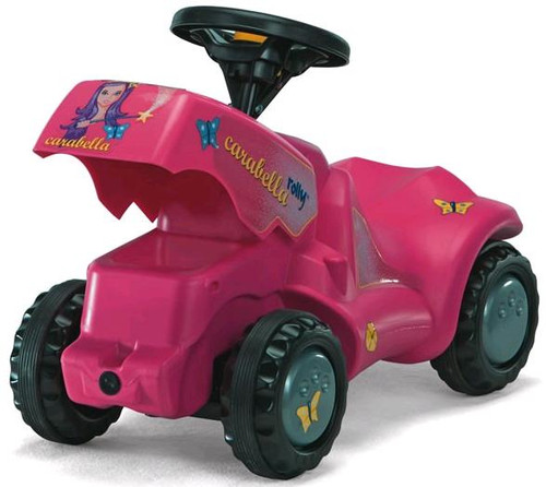 ROLLY - Carabella - Minitrac Tractor - Pink (S2613242)
