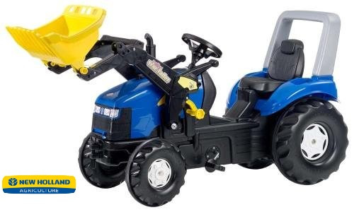 ROLLY - New Holland X-Trac with Loader (S2604997)
