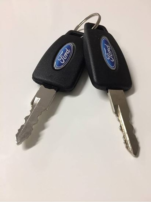 Ride on Ford Ranger Set of Keys Spare Part