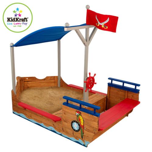 Pirate Sandboat