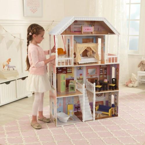 Savannah Dollhouse Wwwfunstuffie