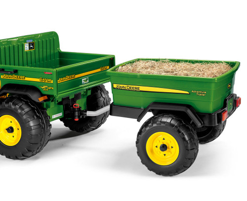 Peg Perego John Deere Adventure Trailer for Gator (IGTR0939)