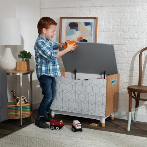 Mid-Century Kid Toy Box